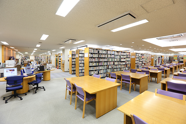 文化学園図書館 新都心